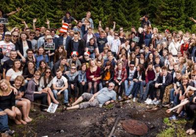 Fælles gammel elevfoto 2012